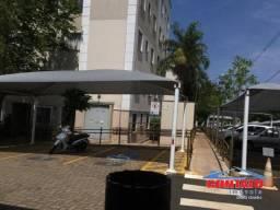Apartamento para alugar com 2 dormitórios em Jd jóckei club a, São carlos cod:21007