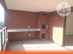 Apartamento com 2 dormitórios à venda, 145 m² por R$ 715.000,00 - Vila Guilhermina - Praia