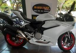 Ducati 959 Panigale Branco