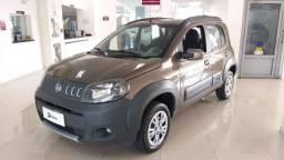 Fiat Novo Uno Way 1.0 2012 Flex