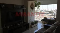 Apartamento à venda com 2 dormitórios em Vila maria baixa, São paulo cod:350450