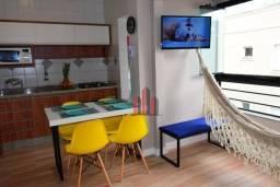Loft com 1 dormitório à venda, 45 m² por R$ 298.000,00 - Ingleses - Florianópolis/SC