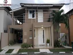 Casa de condomínio à venda com 4 dormitórios em Catu de abrantes, Camaçari cod:RMCC1150