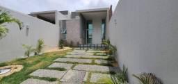 Casa plana EUSÉBIO-90 metros com 3 quartos em - Eusébio - Ceará