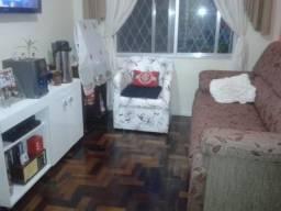 Apartamento à venda com 1 dormitórios em Santa tereza, Porto alegre cod:EL56352270