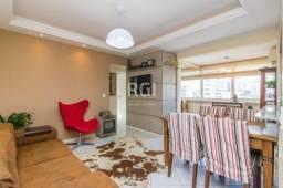 Apartamento à venda com 3 dormitórios em Chácara das pedras, Porto alegre cod:EL56354054