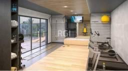 Apartamento à venda com 1 dormitórios em Petrópolis, Porto alegre cod:EL56354116