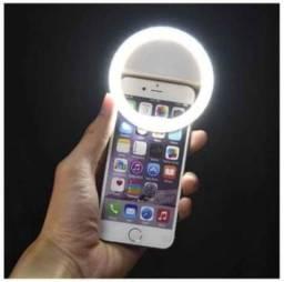 Anel Luminoso Para Celular Flash Selfie Mini Ring Light