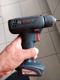 Parafusadeira Bosch a bateria