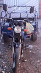 Moto trisiculo