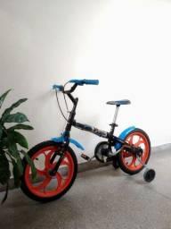 Bicicleta Infantil Caloi Masculina