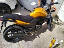 CB300 2010 cabeçote novo Honda