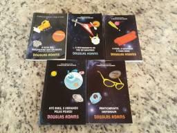 O Mochileiro das Galáxias - Vol. 1 ao 5