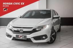 Honda Civic EX 2018 Zerado