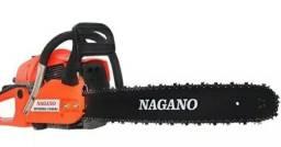 Motosserra a gasolina 58cc 2200w novas em estoque