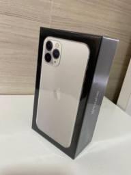 iPhone pro / 11 pro 64 prata / trocas aceito ..: