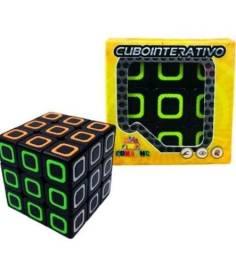 Cubo Magico Interativo, 3×3 - Loja Minichina
