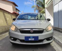 Fiat Grand Siena Attractive 1.4 2013 // Único dono // GNV 5º geração