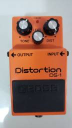 Pedal Boss DS-1 Distortion (aceito trocas)