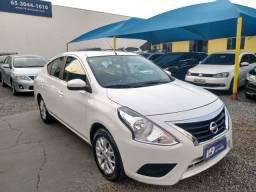 Nissan versa sv 1.6 cvt 2016/2017 pra vender rapido autom