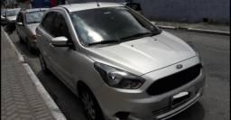 Ford ka 2017 grande oportunidade com entrada de 10mil