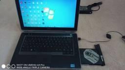 Notebook dell 14 pl intel i5 8gb hd 500gb hdmi leitor cb/dvd webcam