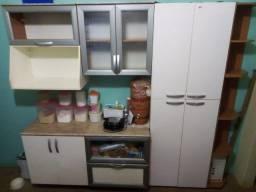 Armário de cozinha 6 repartições