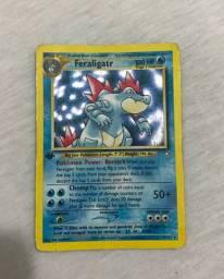 Carta Pokemon Feraligatr