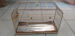 Gaiolas para pássaros de médio porte Gaiola
