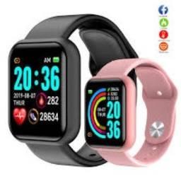 Relógio inteligente pressão arterial
