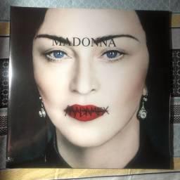 Madonna vinil lp Madame X Clear - transparente