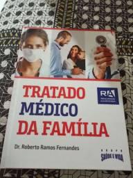 Livro Tratado Médico da Família com Realidade Aumentada