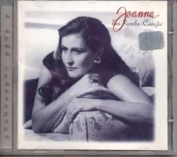 Cd - Joanna - Em Samba-canção