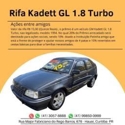 Kadett turbo