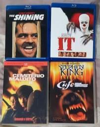 Coleção filmes Stephen King