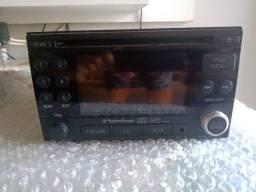 Rádio Nissan Sentra 07 a 13
