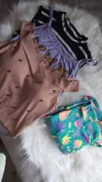 3 Blusinhas e 1 vestido por... 25