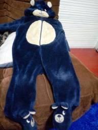 Macacão urso