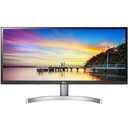 Novo Monitor Lg LED 29´ Ultrawide, Full Hd, Ips Hdmi/Dp FreeSync Som Integrado  29WK600