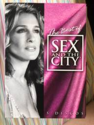 Box The best of Sex and The City DVD