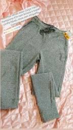 Calça Pantalona P/M