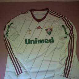 Camisa do Fluminense manga longa 2012