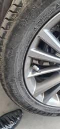 Rodas 16 Corolla com pneus novos