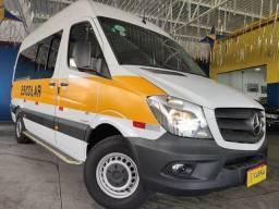 Sprinter  415 STD Escolar 20L Diesel -2019 Baixo Km!!