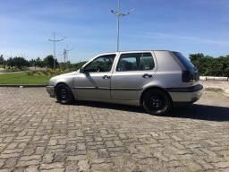 VW Golf 1996 1.8 - GNV e suspensão de rosca