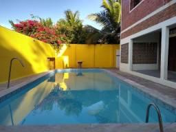 Sáb. e Dom. R$ 600 Casa Térrea 3qts, Piscina Adulto e WI-FI na Praia do Sossego