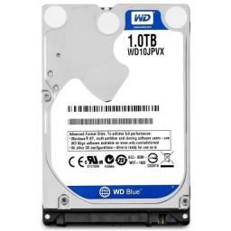 HD wd Blue 1TB 2.5 - Notebook