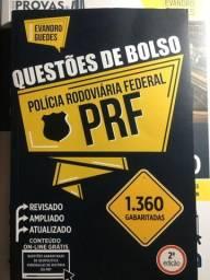 Questões de bolso - PRF
