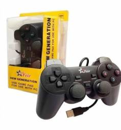 Controle Joystick Gamepad Pc Raspberry Pi Usb PS3 Playstation 3