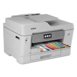Multifuncional Colorida A3 Brother J6935DW com bulk ink